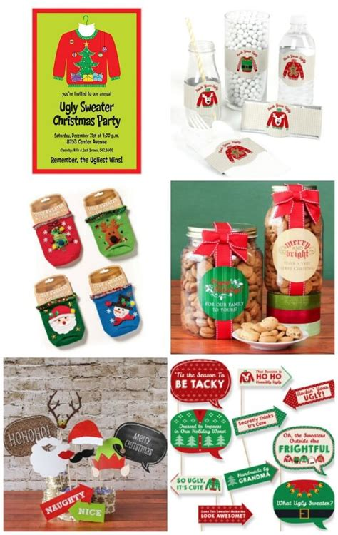 ugly christmas party ideas rewards sweater ideas miss information