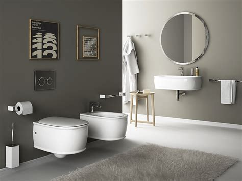 small bathroom fixtures wall hung sanitary fixtures for small space conscious
