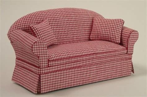 red checkered sofa red plaid sofa chairs loung bench sof 193 s pinterest