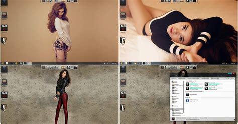 download themes for windows 7 girl theme windows 7 windows 8 skin icon girl wallpaper