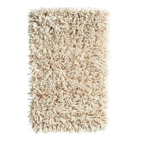 Home Depot Shag Rug home decorators collection ultimate shag oatmeal 8 ft x