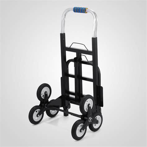portable stair climbing folding cart climb moving up to