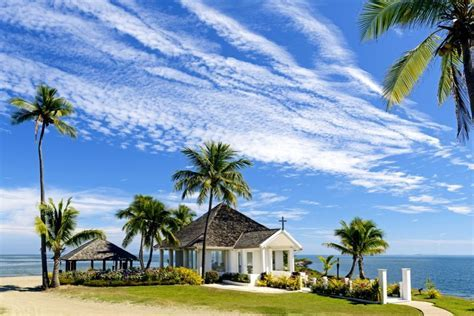 Sheraton & Westin Resorts On Denarau, Fiji Weddings
