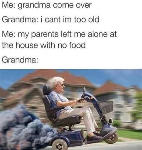 Come Meme - grandma come over bae come over know your meme