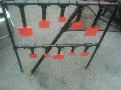 swinging target designs diy 22lr steel target ideas calguns net