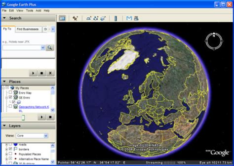Earth Search Address Earth Pro Gold Edition 2009 Included