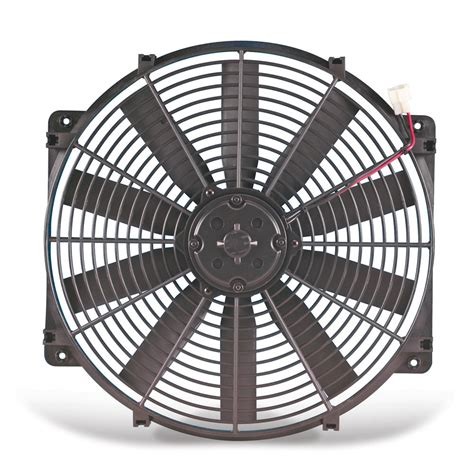 how to electric fan flex a lite automotive when 2 500 cfm isn t equal to 2 500
