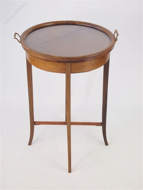 antique butlers tray table edwardian mahogany butlers tray top table antiques atlas