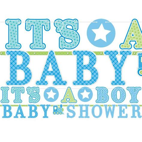 welcome home baby boy decorations welcome baby boy banner supplies