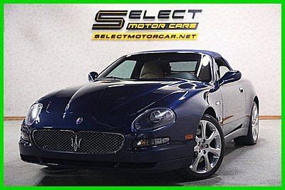 how cars engines work 2005 maserati spyder regenerative braking 2005 maserati spyder cars for sale