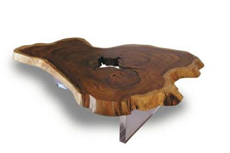 Couchtisch Rustikal 74 baumstamm tisch der eyecatcher im rustikalen wohnzimmer