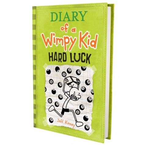 diary of a wimpy kid luck book report luck