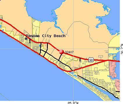 panama city map florida object moved