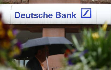 deutsche bank lörrach pour le fmi la premi 232 re menace pour le syst 232 me financier
