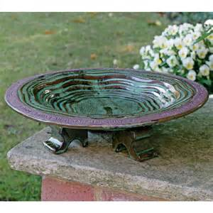 echoes ceramic bird bath wild bird baths rspb shop