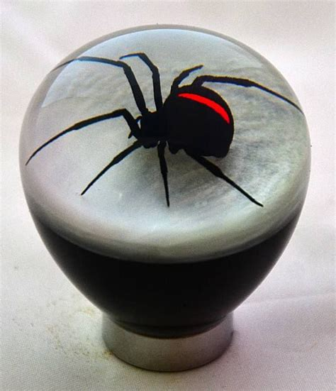 Personalized Gear Shift Knobs by Redback Spider Gear Stick Shift Knob By Custom Redback