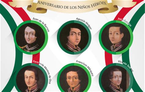 imagenes niños heroes de chapultepec 13 de septiembre batalla de chapultepec