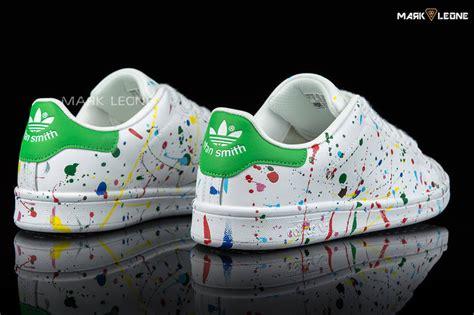 adidas stan smith colors handmade custom adidas stan smith painting colour