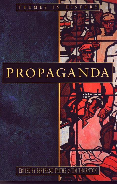 propaganda books books about propaganda