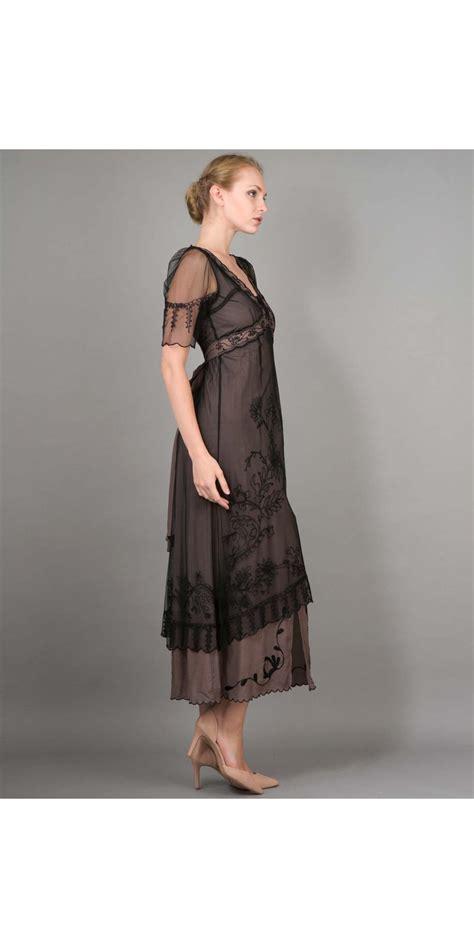 Natahua Dress nataya 40007 new titanic dress in black coco