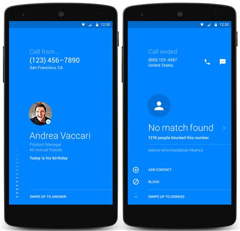 caller id app for android hello caller id app released for android