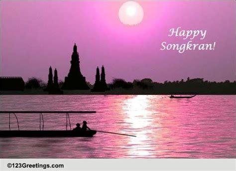 songkran thailand cards  songkran thailand wishes