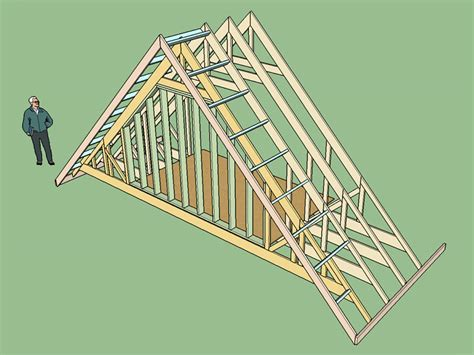 Gable Roof Truss Design Gable End Roof Framing Design 100 Images Roof