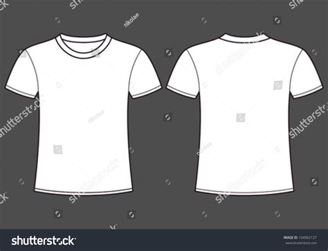 t shirt template front and back shirt outline front and back pictures to pin on