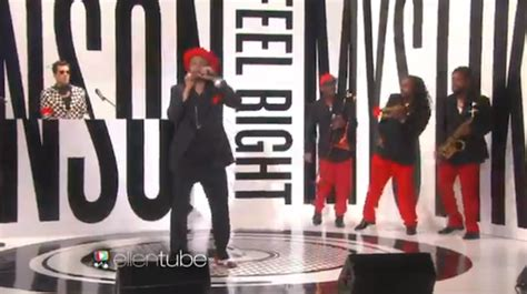 download mp3 mark ronson feel right watch mark ronson and mystikal bring feel right to ellen