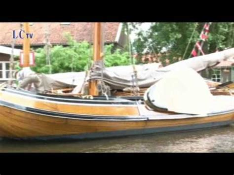 heeg opinion 6 oostergopenning jubilerende jachtwerf piersma heeg youtube
