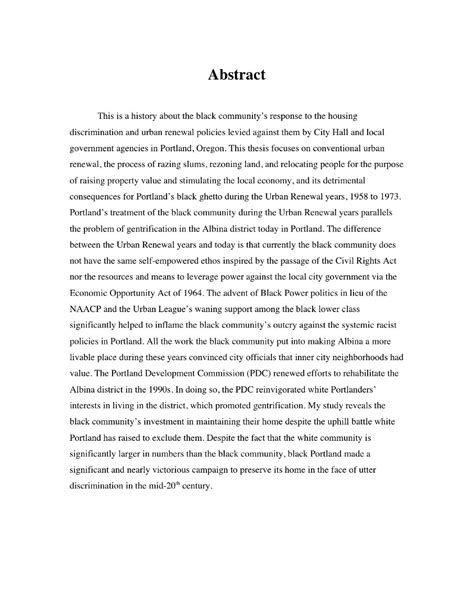 thesis abstract sle thesis abstract format 28 images sles of abstracts for
