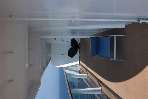 Aidaprima Kabinenausstattung by Mein Schiff 3 Premium Verandakabine 7195 Balkon