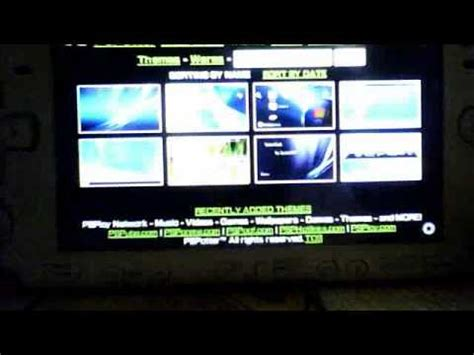 psp theme windows vista how to download windows vista psp theme youtube