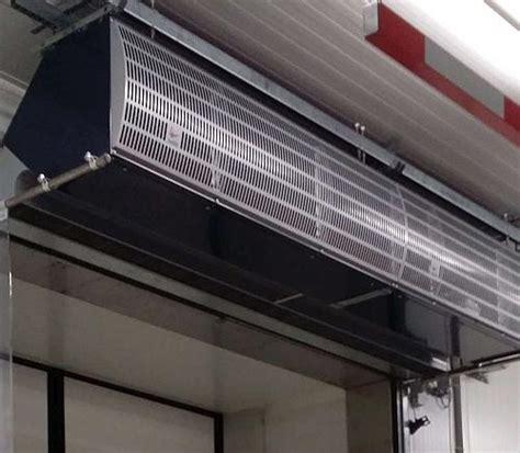 industrial air curtains indac2 industrial air curtain biddle