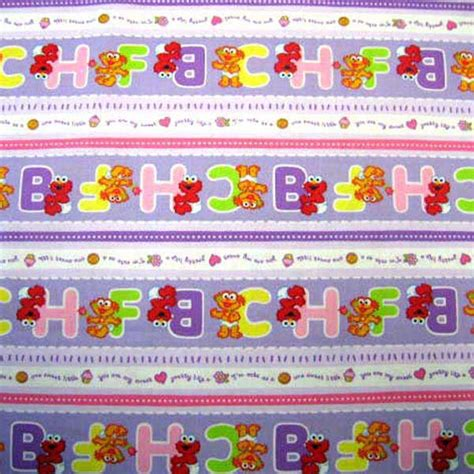 Elmo Crib Sheets by Elmo Zoe Abc