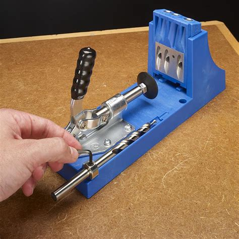 kreg pocket jig kreg jig 174 k4 the easy way to build with wood