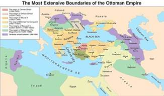The Ottomans Empire Map Of Ottoman Empire With Facts Istanbul Tour Guide