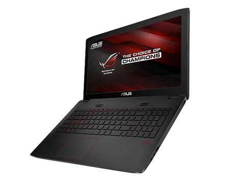 Asus Rog Laptop Blank Screen asus rog gl552 gaming laptop with 15 6 inch display launched at rs 70 999 technology news