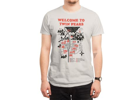 Welcome Style It Less by Welcome To Peaks By Robert Farkas Threadless