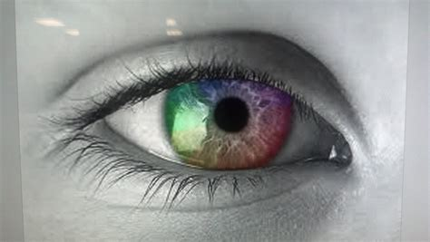 eye color wheel the meaning the color of your eye