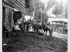 Petrus Pearson Logging Camp Stillaguamish River, Oso ... Logging Camp History