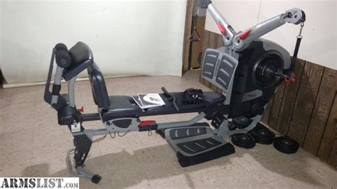 armslist for sale bowflex revolution complete home