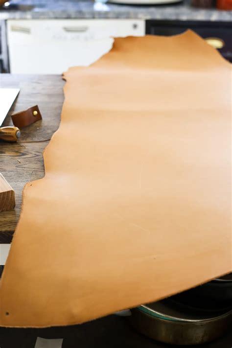 diy leather drawer pulls easy diy leather drawer pulls love renovations