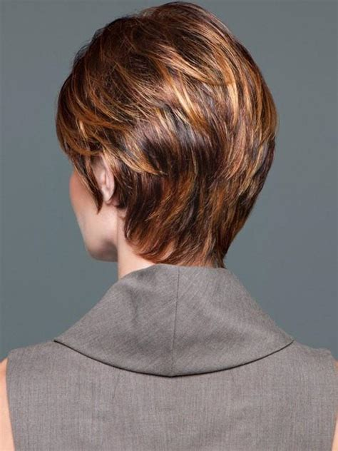 hairstyles which hug the neck hairstyles which hug the neck short haircut with a