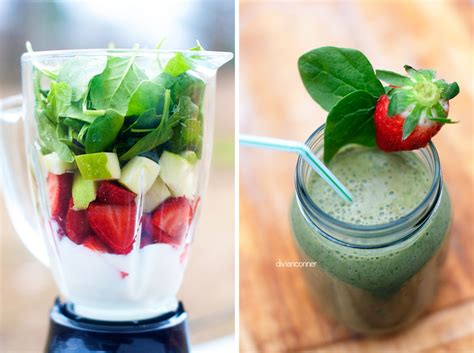 2 fruit smoothies spinach fruit smoothie divian l