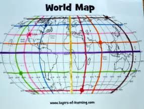united states map showing equator 1000 ideas about latitude longitude on