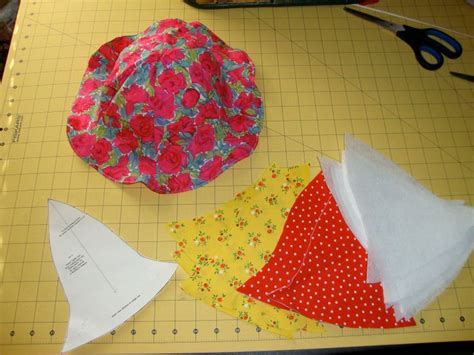 simple hat pattern sewing bethany sew and sew simple toddler sun hat tutorial only