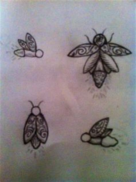 lightning bug tattoo on lightning bugs hummingbird and