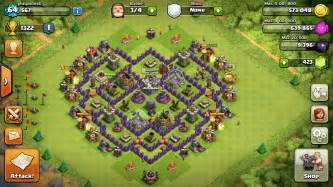 Base base maxed out my th7 except the air sweeper can t wait for