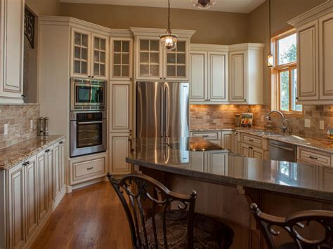 Tuscan Kitchen by Traditional Style Tuscan Kitchen Makeover Chantal Devane